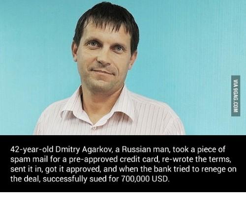 dimitry agarkov