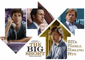 Poster of the film The Big Short