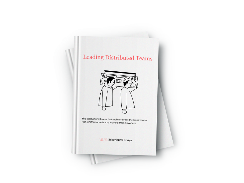 Leading Distributed Teams Report