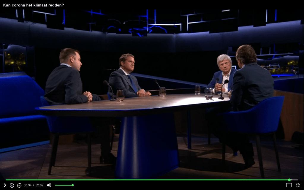 Nachtwacht - Kan Corona het Klimaat redden?