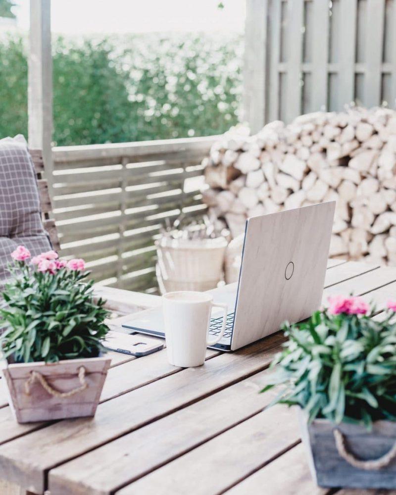 Office Garden